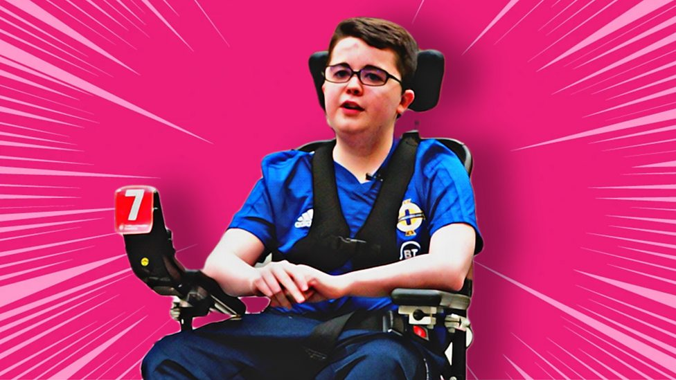 The hat-trick taking Northern Ireland to the powerchair World Cup