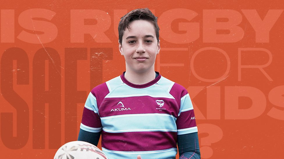 Concussion - is rugby safe for kids?