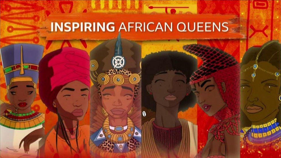 Meet some of Africa's inspiring queens!