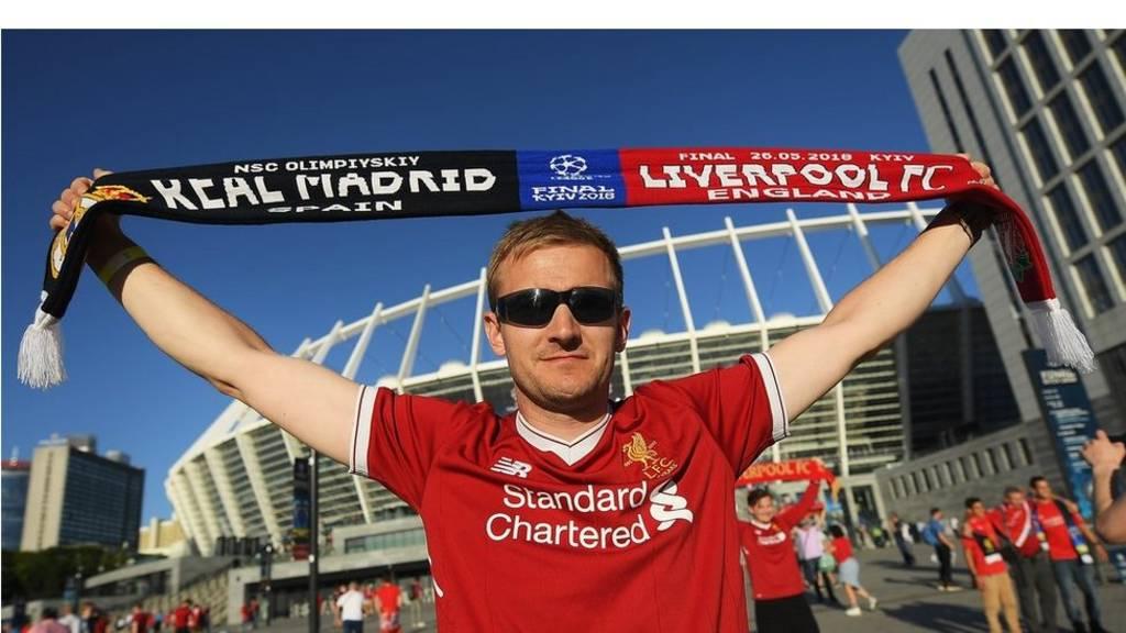 Liverpool Real Madrid