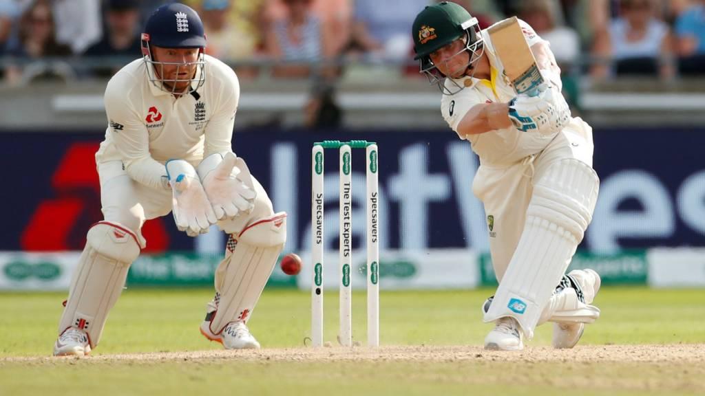 Ashes 2019 live: England v Australia: Edgbaston, first Test, day