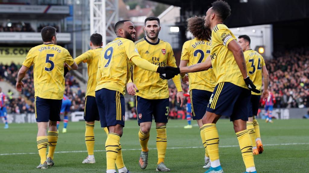 Image result for palace arsenal