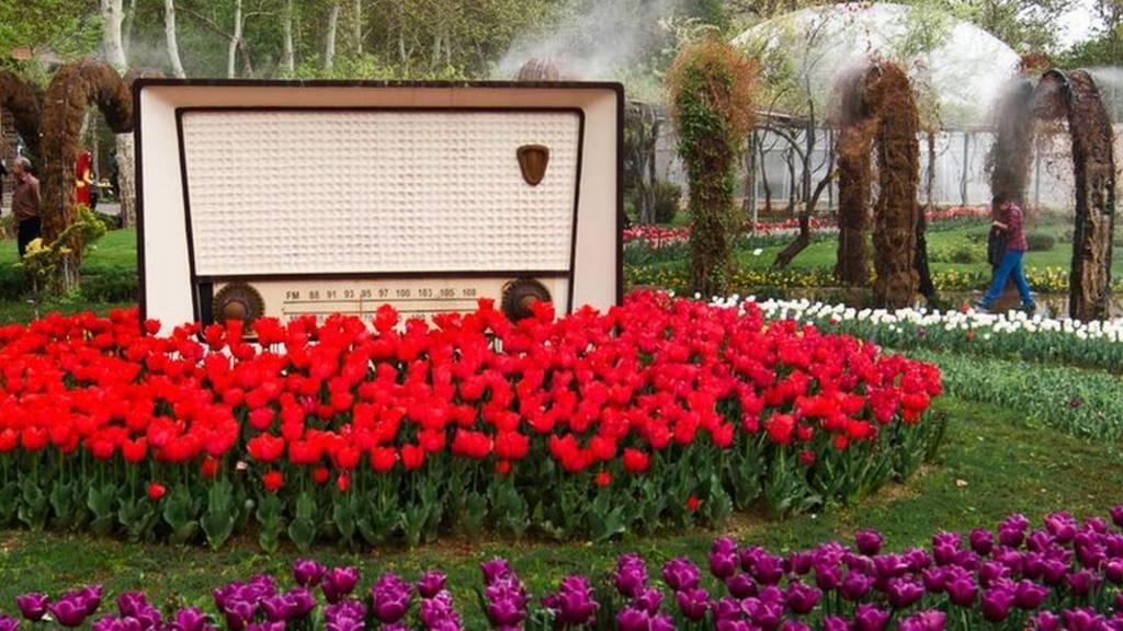 جشنواره گل ملی ایران در کرج