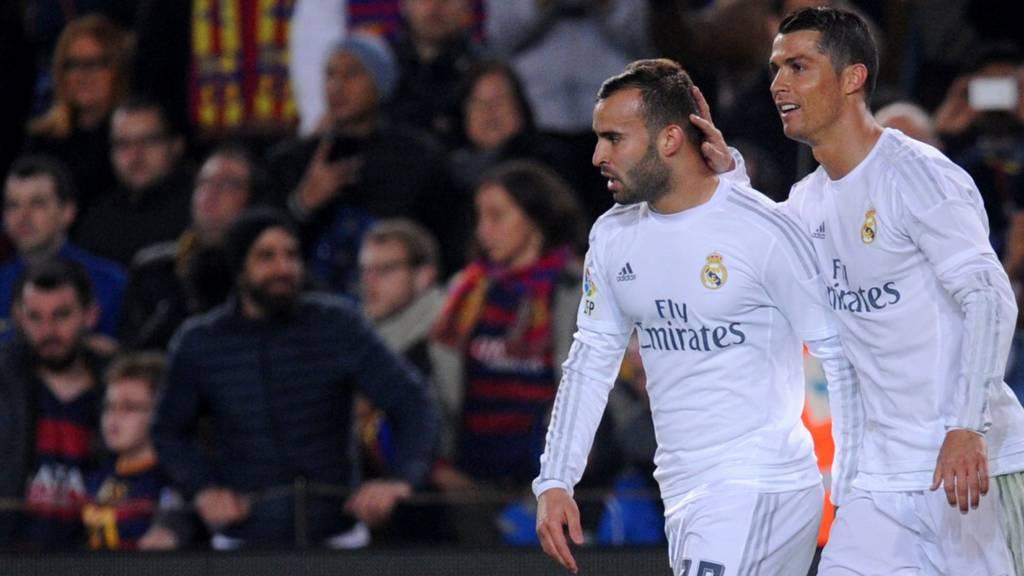 025e4d95d8fb1 La Liga  El Clasico - Barcelona v Real Madrid - Live - BBC Sport