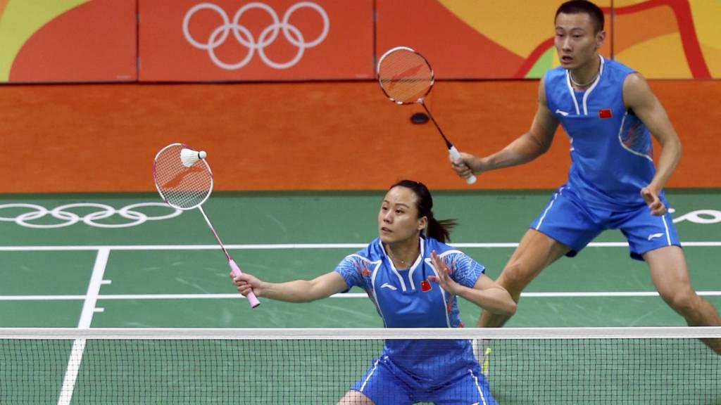 Badminton: Group stages - Men's/women's singles/doubles ... Badminton Online