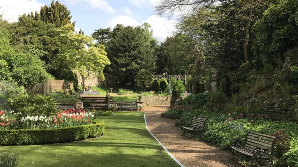 Plantation gardens, Norwich
