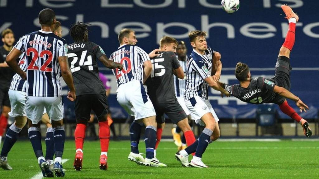 West Brom v Brentford