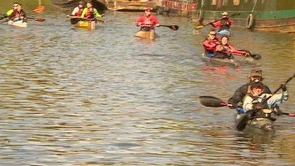 Generic canoe