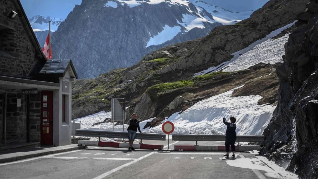 Italian - Swiss border
