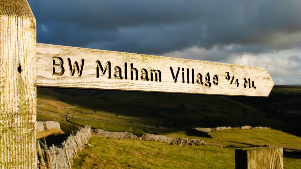 Malham sign