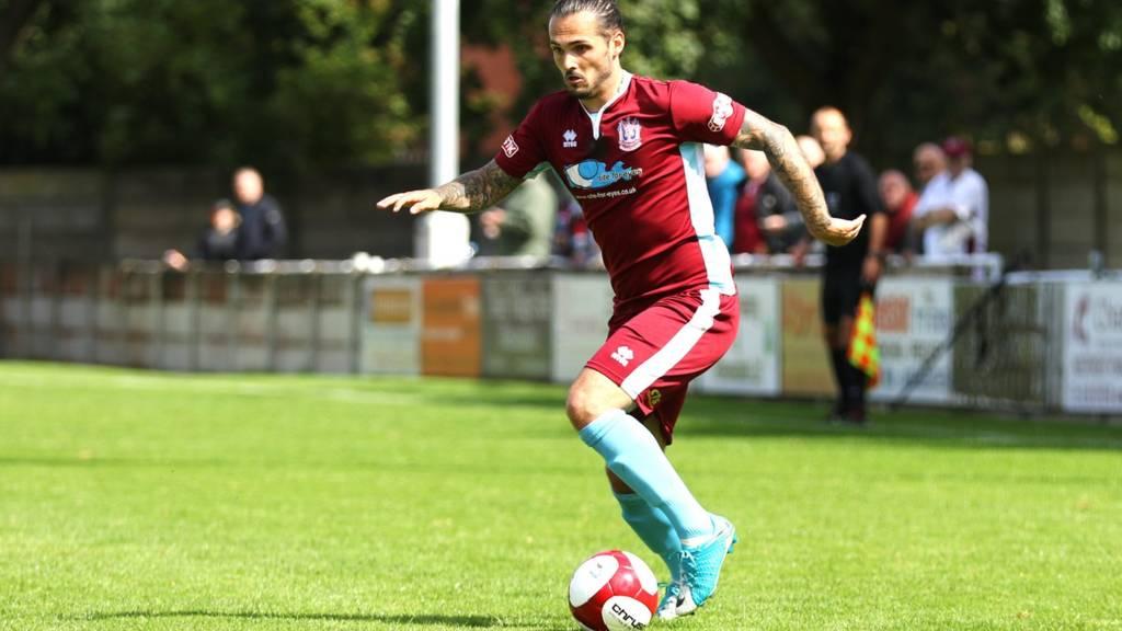 South Shields Jamie Holmes