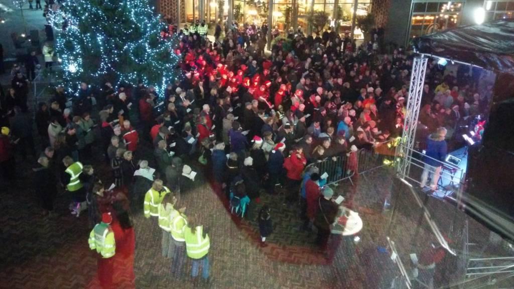 Carols in Telford