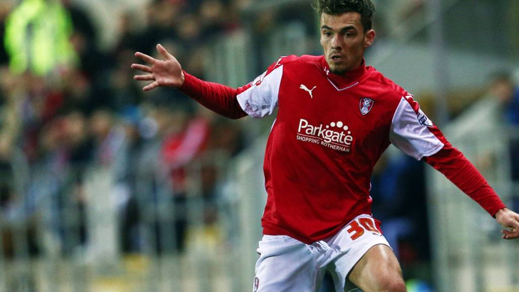Rotherham's Harry Toffolo