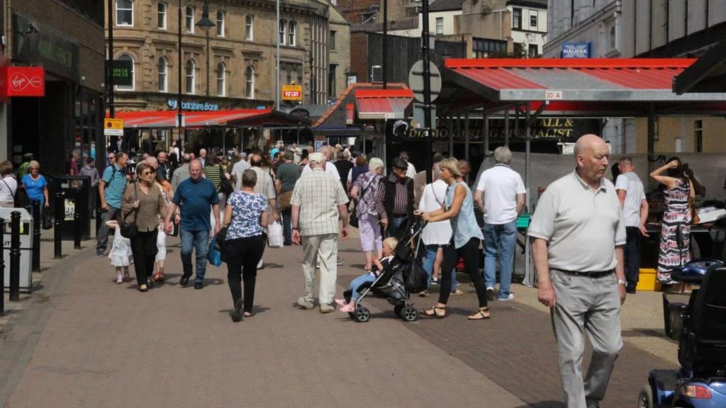 Barnsley Market