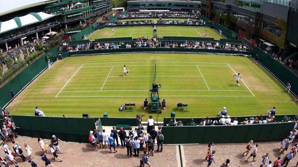 Wimbledon - Court Seven