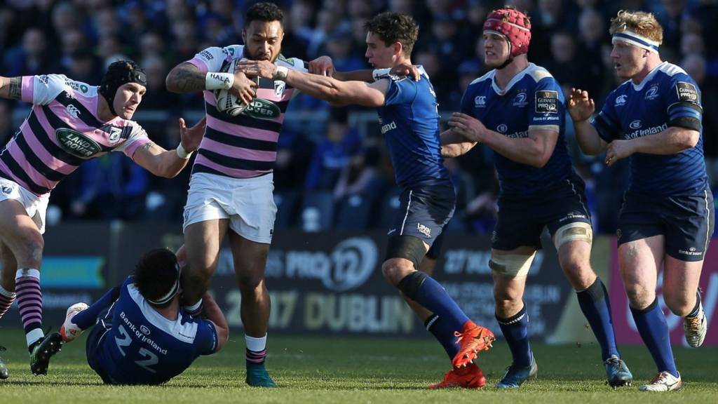 Leinster Cardiff Blues