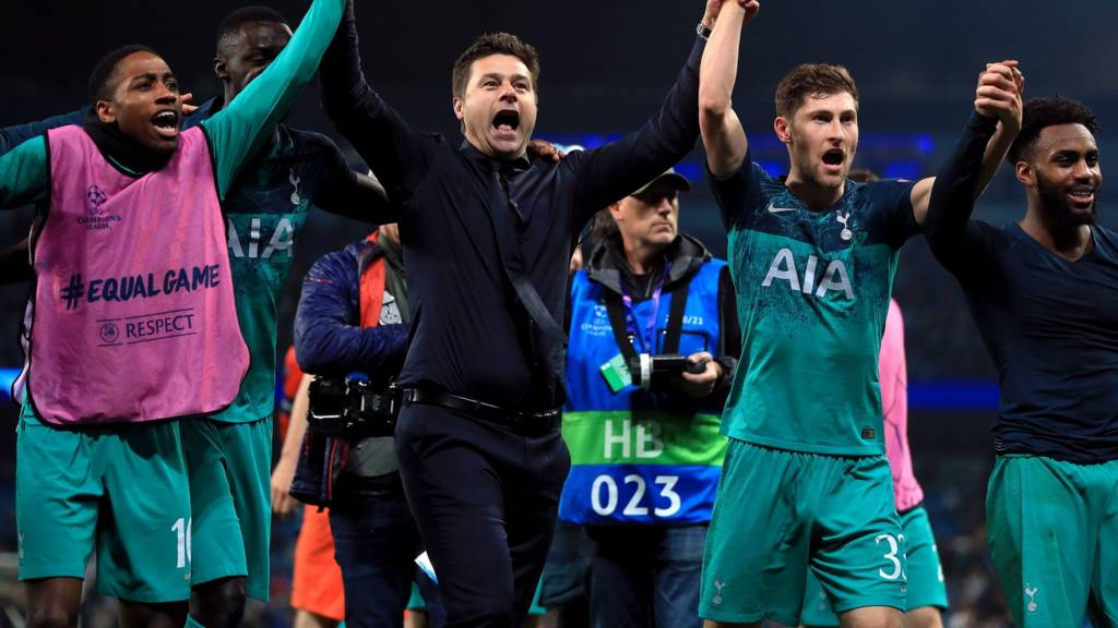 Champions League Reaction Spurs Knock Out Man City Liverpool Also