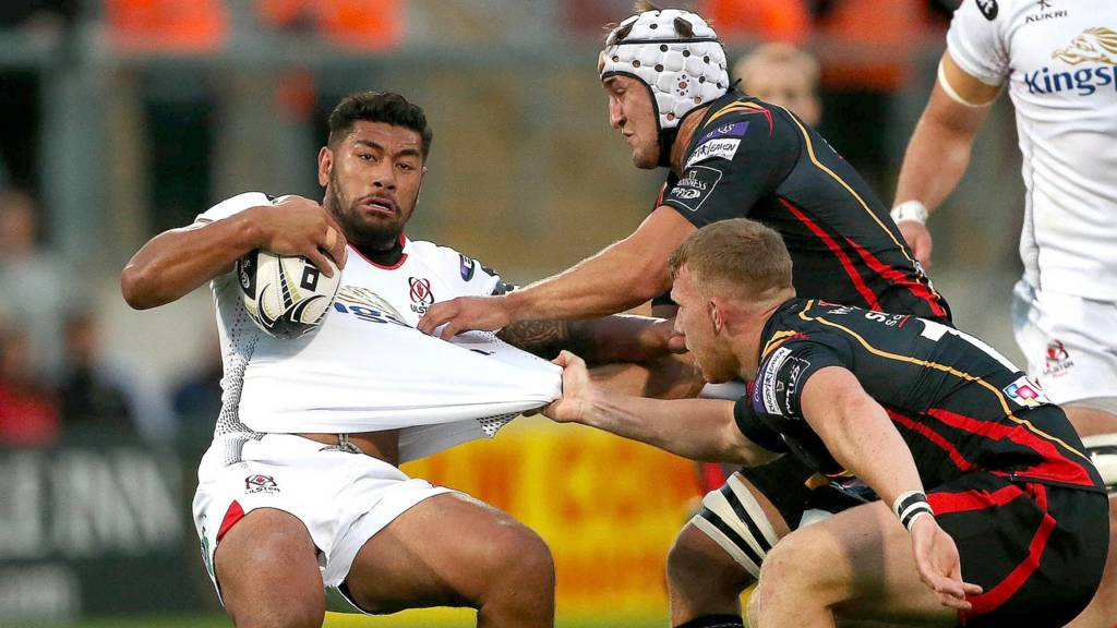 Ulster face the Dragons at Kingspan Stadium