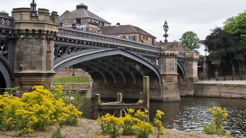 Bridge in York