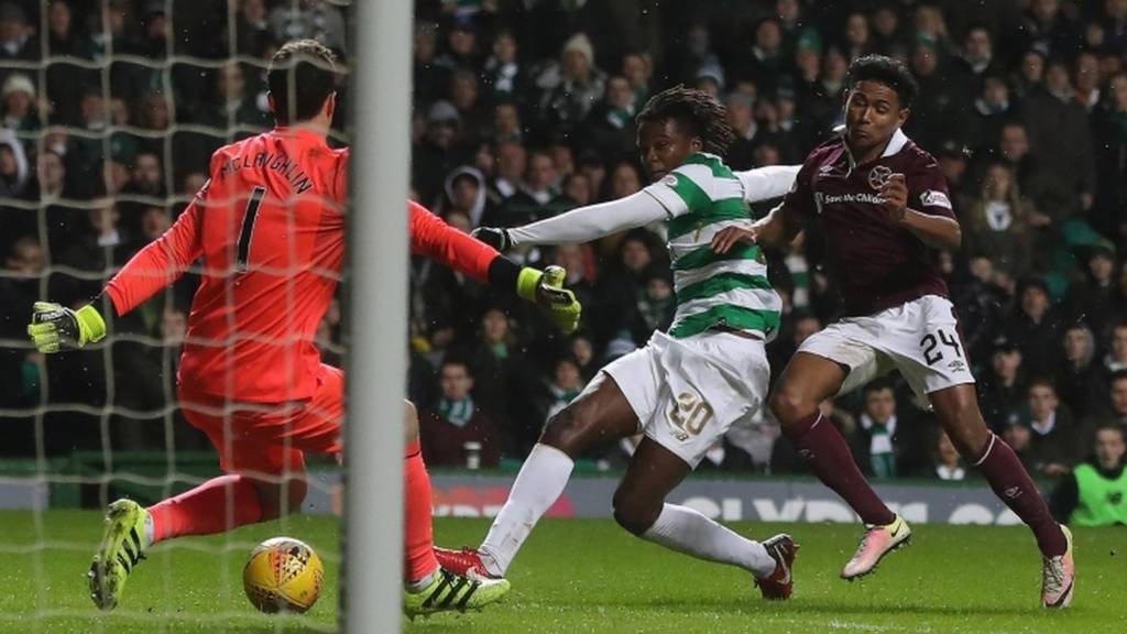 Dedryck Boyata scores for Celtic