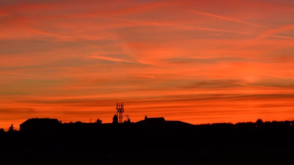 Empingham sunset