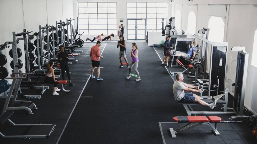 uk gym