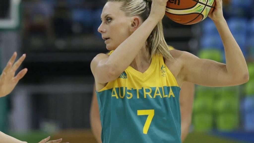 Australia women's basketball