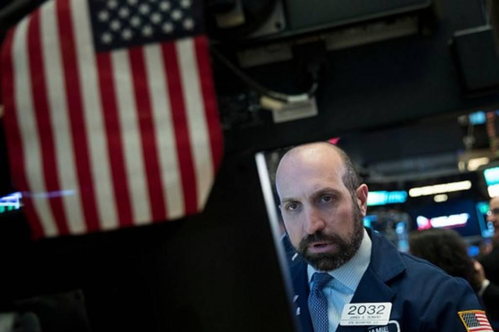 US market trader