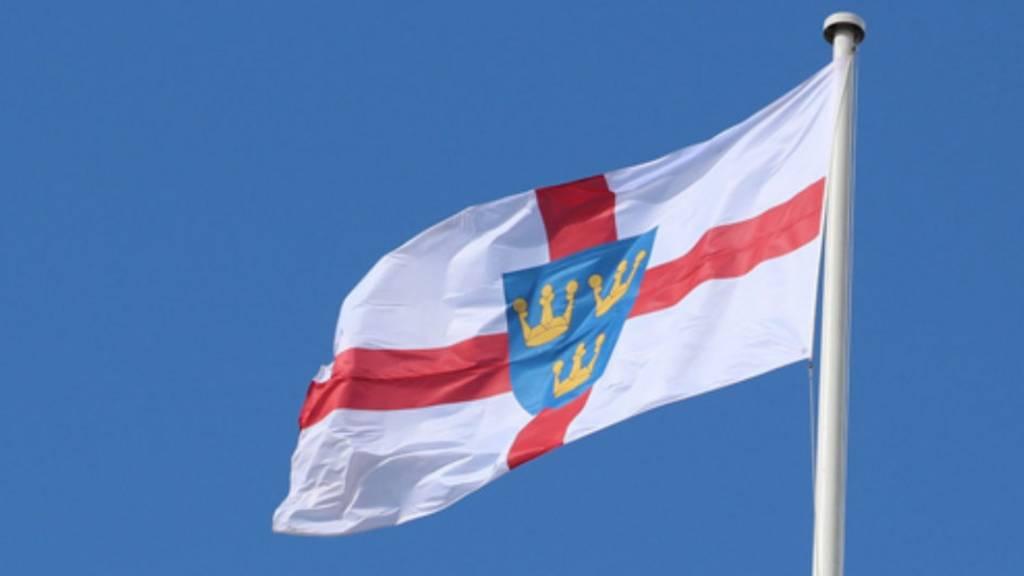 East Anglian flag