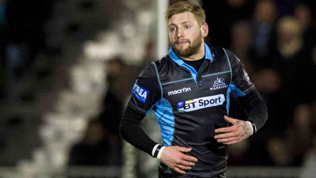 Glasgow Warriors fly-half Finn Russell