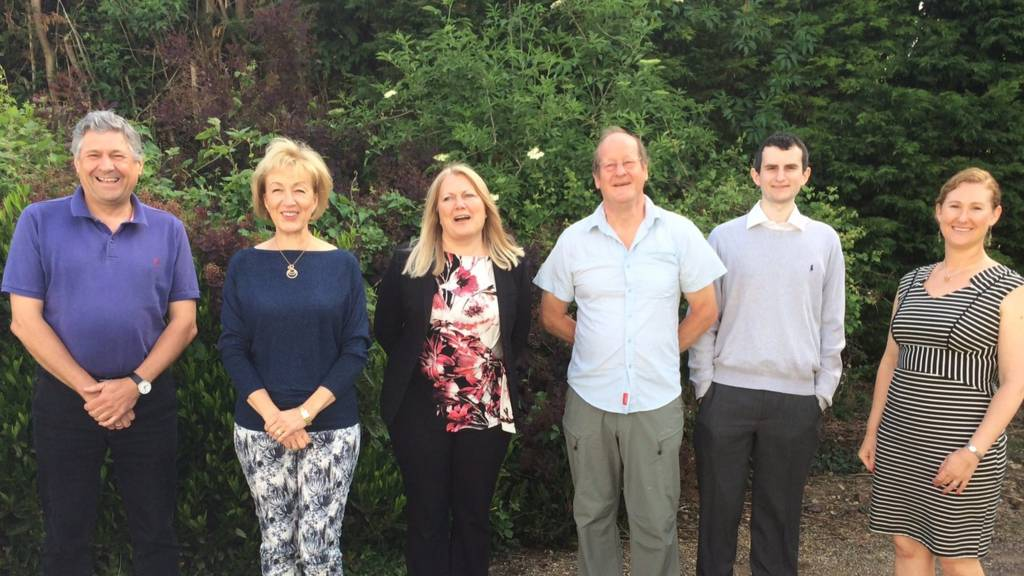 South Northamptonshire candidates