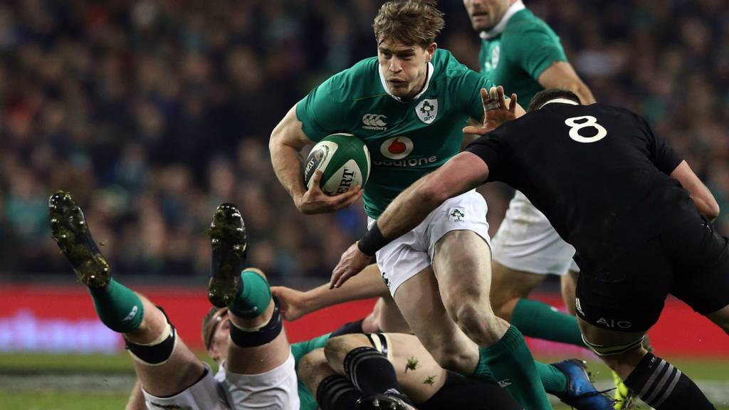 Saturday's autumn Tests: Ireland lost New Zealand after wins