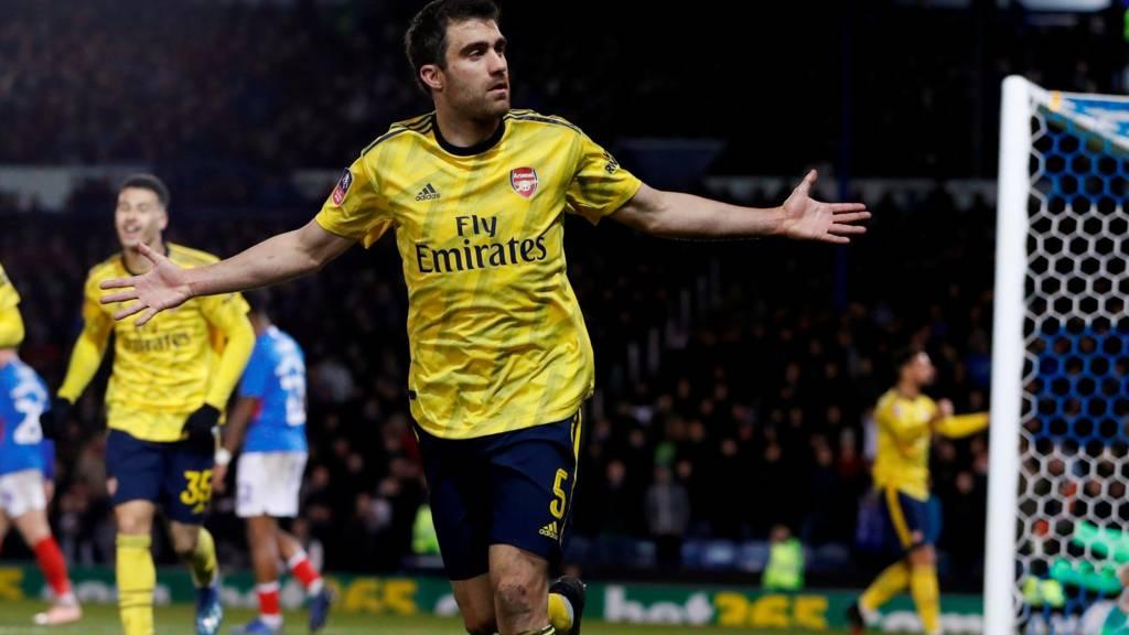 """Résultat de recherche d'images pour """"Portsmouth 0:2  Arsenal"""""""