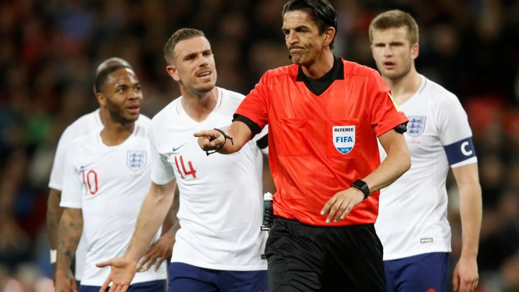 England v Italy live - Live - BBC Sport