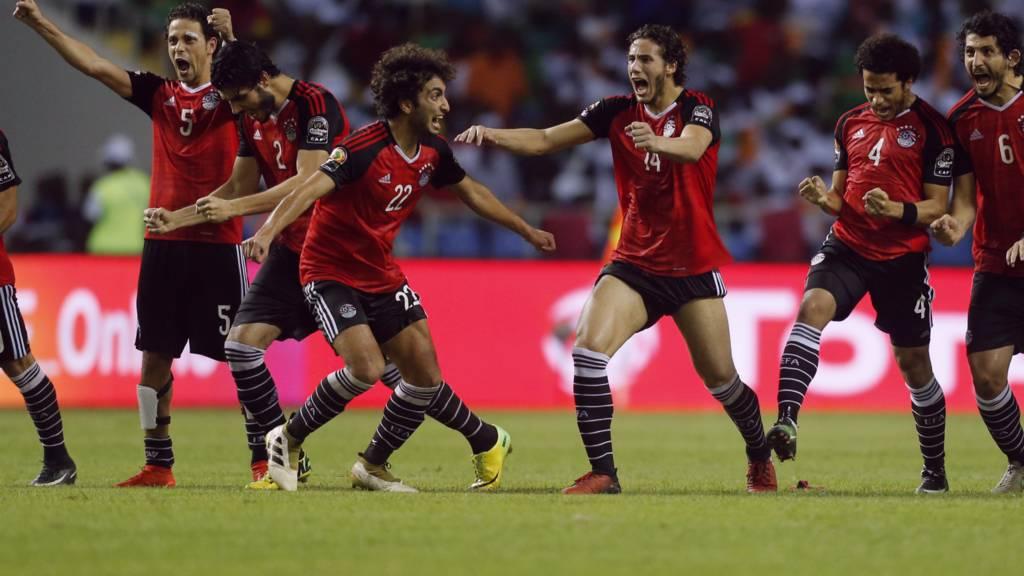 Burkina Faso v Egypt