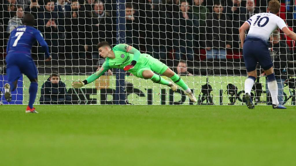 Carabao Cup semi-final  Spurs take 1-0 lead into second leg with Chelsea. 8  Jan 20198 ... 7a01e6eba