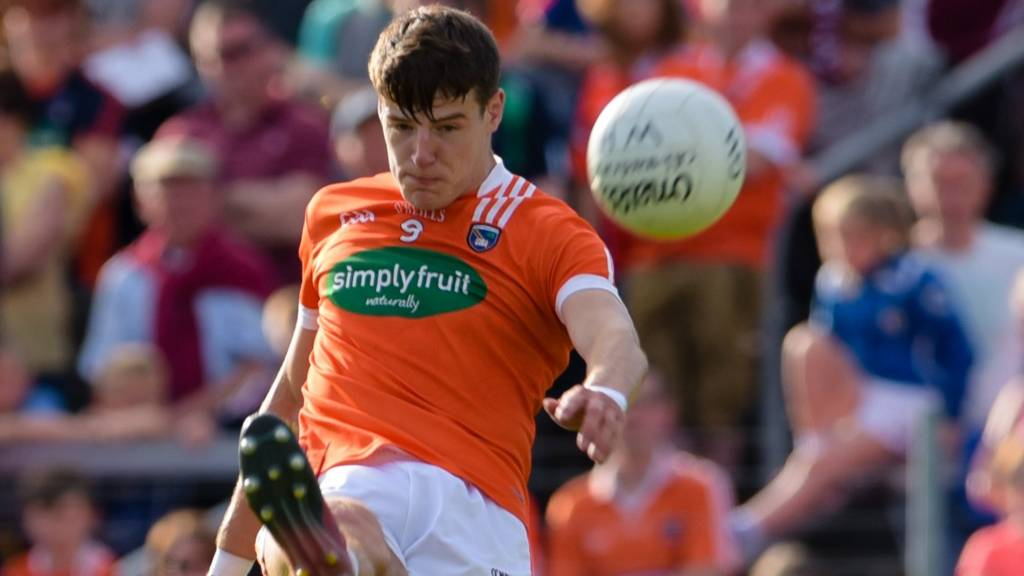 Niall Grimley of Armagh