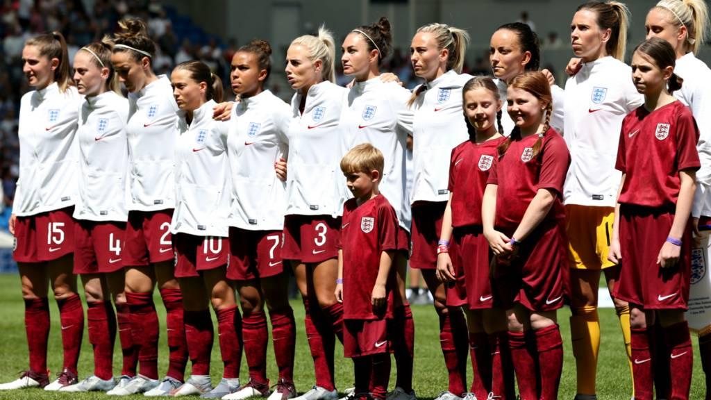 England womens football team