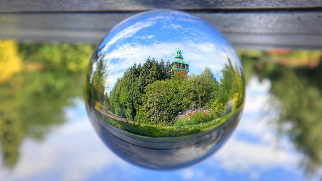 Loughborough in a crystal ball