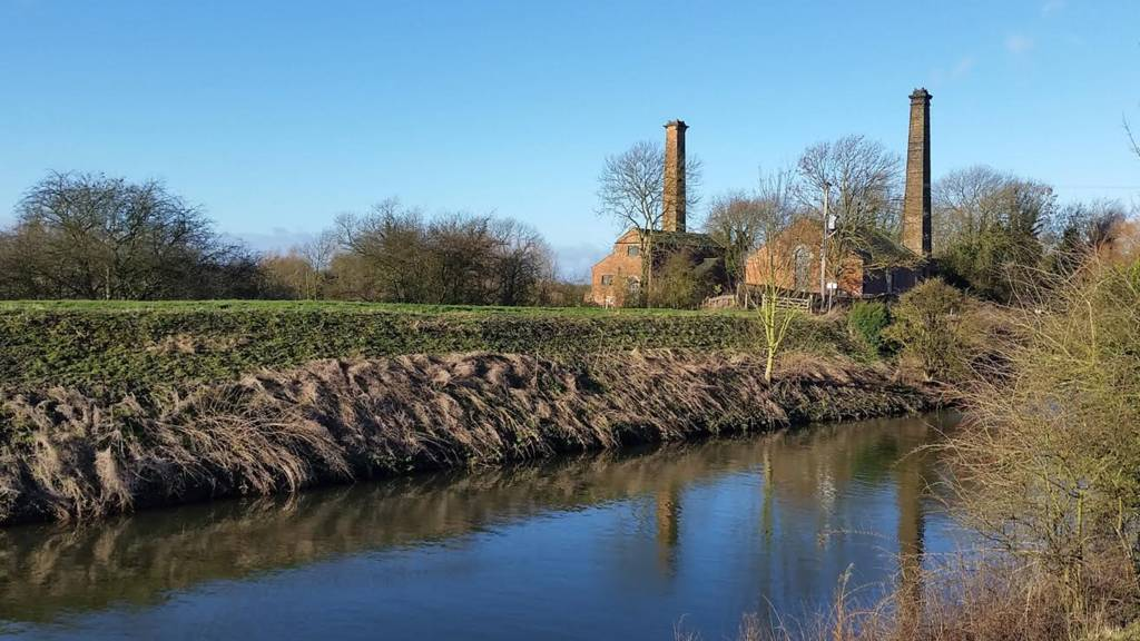 West Stockwith pumping station