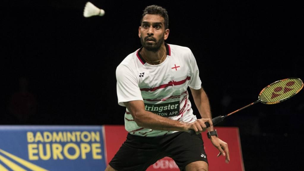 England's Rajiv Ouseph