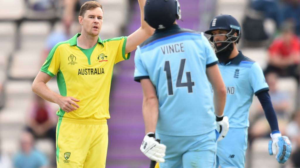 39a297dc9 Australia beat England in World Cup warm-up - how it happened