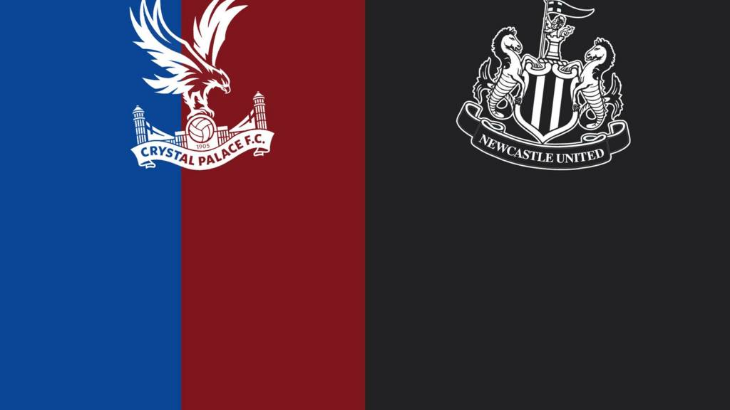 Crystal Palace v Newcastle United