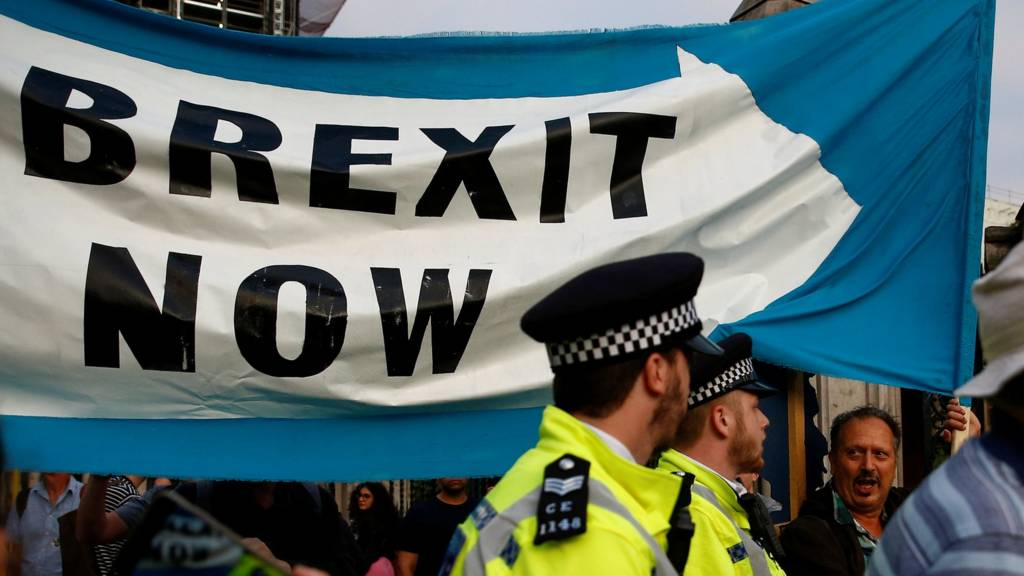 """""""Брексит, немедленно"""""""