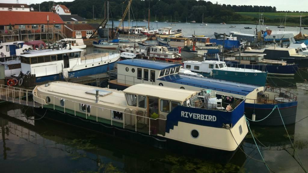 Woodbridge boats