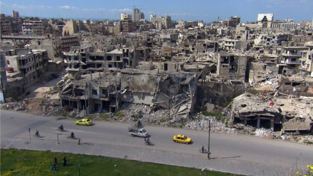 homs today