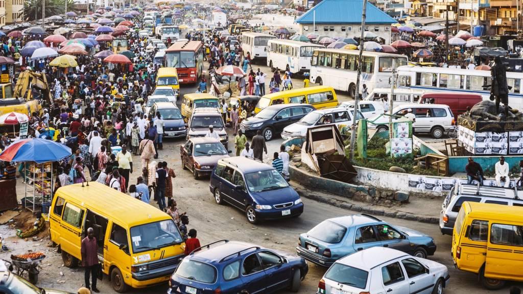 Lagos streets