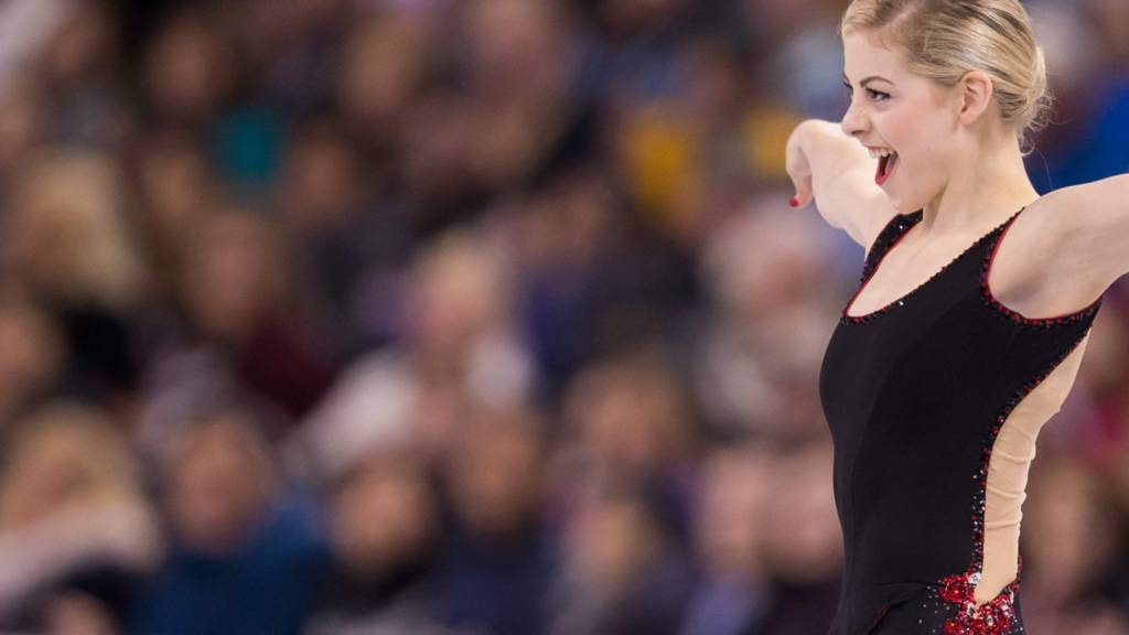 Gracie Gold of America