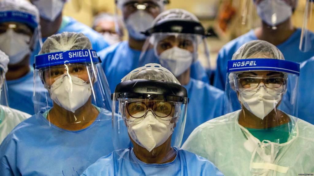 कोरोना अपडेट: कोरोना संक्रमित मरीज़ों की संख्या 90 लाख के पार, 4 लाख 69  हज़ार से ज़्यादा मौतें - BBC Hindi
