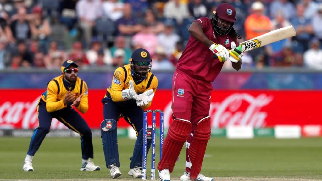 West Indies Chris Gayle
